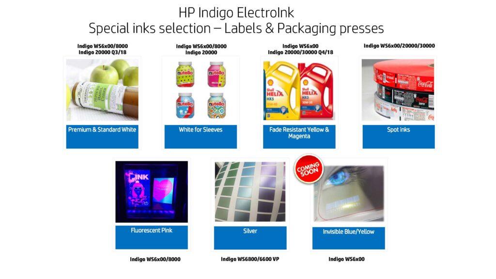 HP Indigo ElectroInk